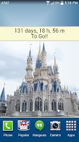 Screenshot of Countdown for Disney World Dlx