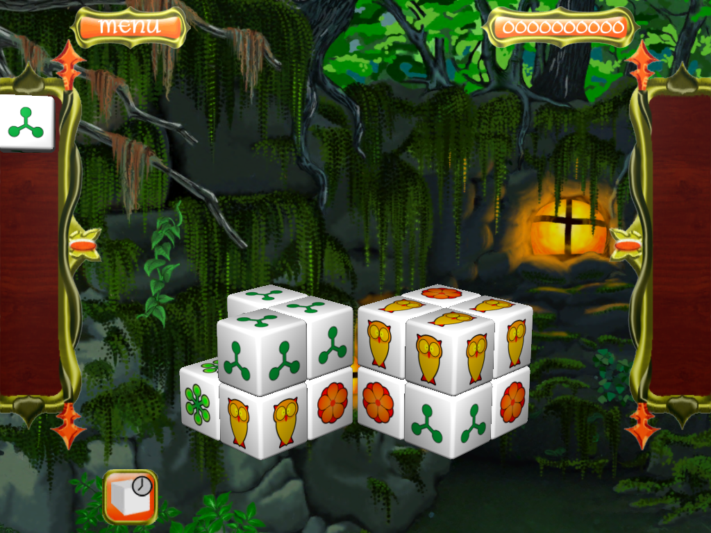 Fairy Mahjong - screenshot