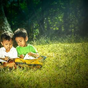 by IDewa ZesmaerthaPrabawatma - Babies & Children Children Candids