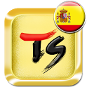 Spanish for TS Keyboard icon