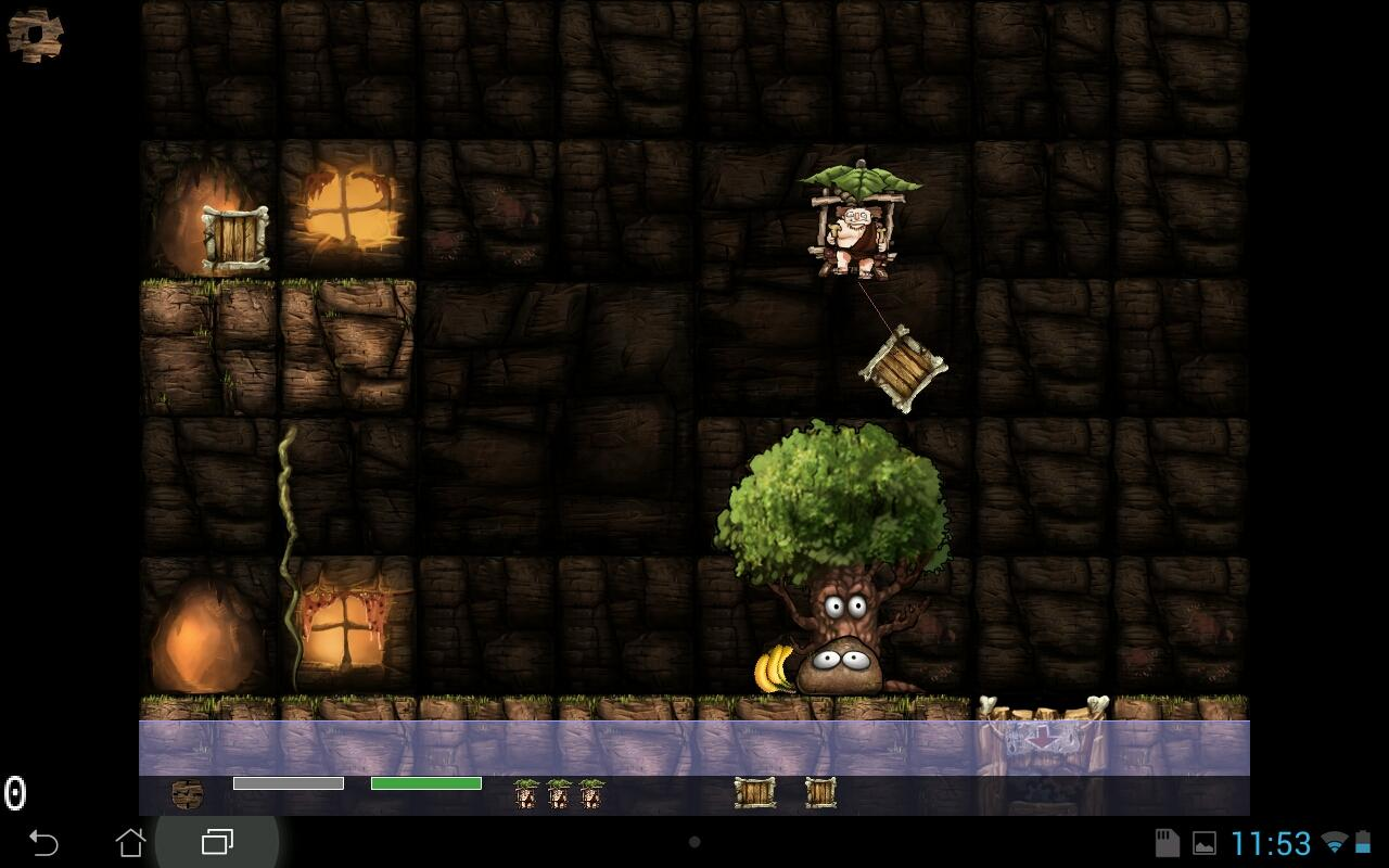 CaveExpress HD - screenshot