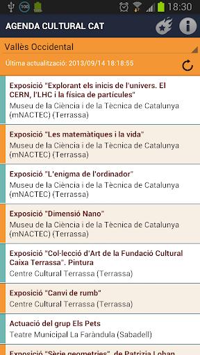 玩免費娛樂APP|下載Agenda Cultural CAT app不用錢|硬是要APP