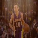 Steve Nash Wallpaper logo