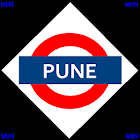 Pune Local Train Timetable icon