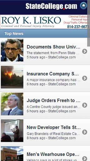 【免費新聞App】State College PA-APP點子