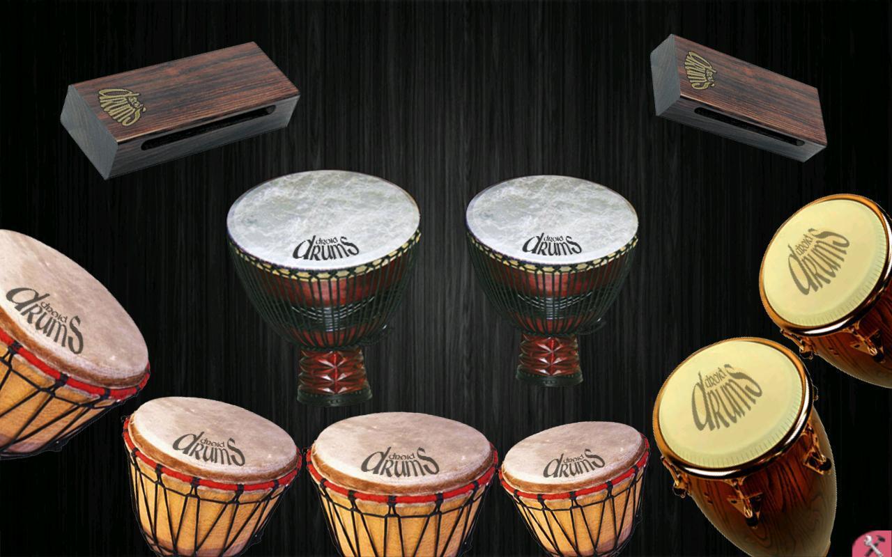 СКАЧАТЬ Барабаны: реальный барабан набор …