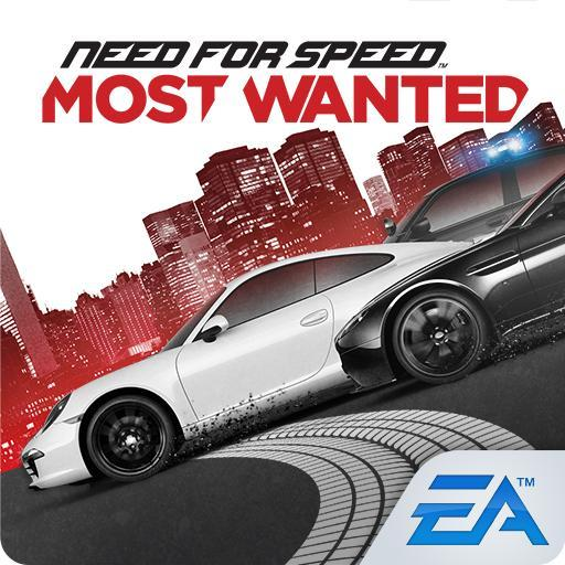 Need for Speed Most Wanted game for Android