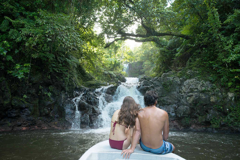 Romance is as easy to find as a tranquil waterfall in Fiji.