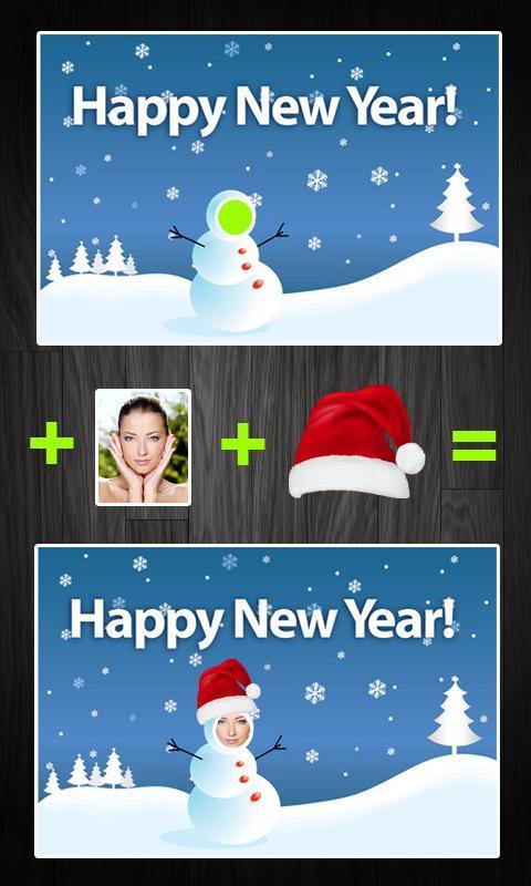 iFaceInCard Pro-greeting cards - screenshot