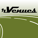 rVenues NCAA Football Stadiums logo