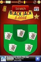 Screenshot of Las Vegas Lottery Scratch Off