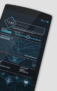 Future ctOS - UCCW skin/theme v1.0.2