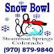 Snow Bowl Mobile Website