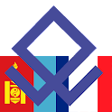 Mongolian French Dictionary icon