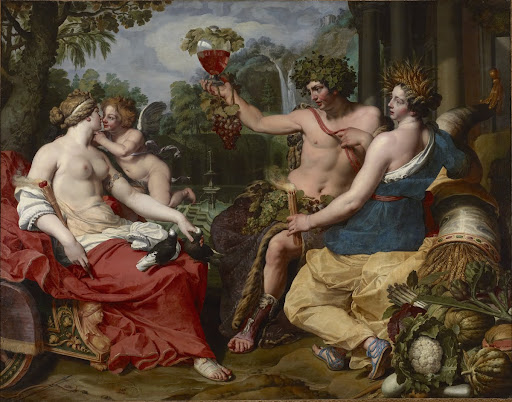Ceres, Bacchus and Venus