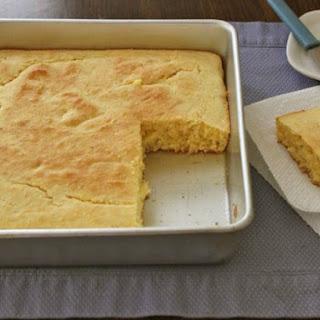 Gluten-Free Cornbread.