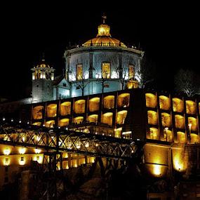 O Mosteiro by José Sobral - City,  Street & Park  Historic Districts ( gaia, monumento, serra do pilar, mosteiro, portugal )