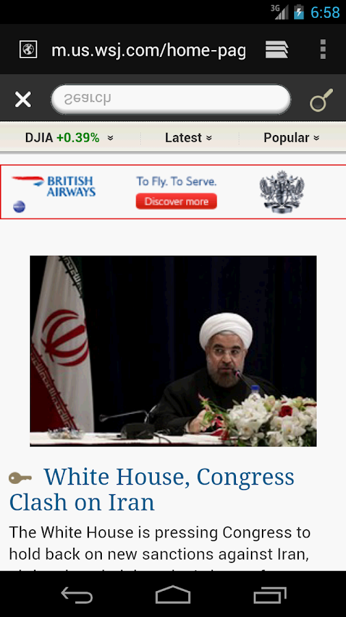 USNewsPapers- screenshot