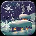 Snowfall Live Wallpaper HD icon