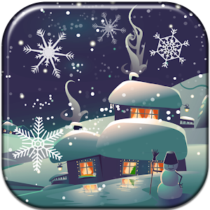 download Snowfall Live Wallpaper HD apk