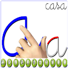 Calligraphy Letters icon