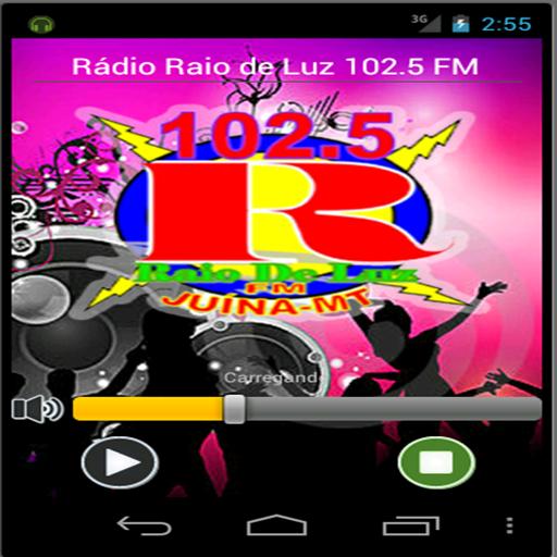 Rádio Raio de Luz FM 102 音樂 App LOGO-APP試玩