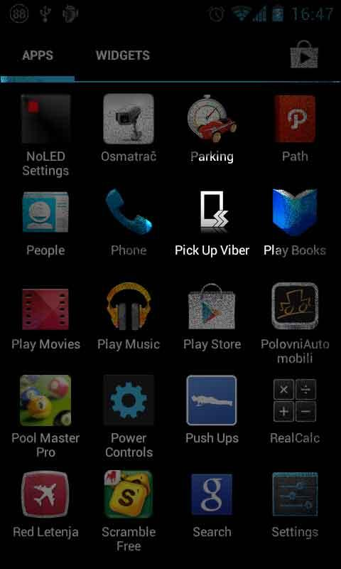 Pick Up Vibro Lite - screenshot