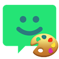 Free chomp SMS theme add-on APK for Windows 8