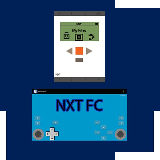 NXT Field Control LOGO-APP點子
