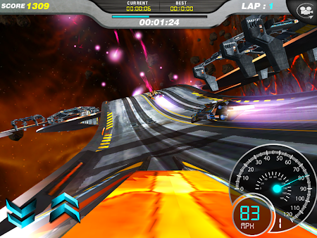 Alpha Tech Titan Space Racing 1.03 screenshot 69119