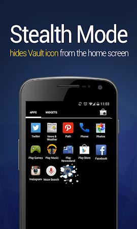 Vault-Hide SMS, Pics & Videos 6.2.08.22 screenshot 20500