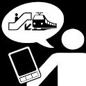 英語で道案内アプリ-道単!Lite logo