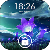 Night Sky Screen Lock