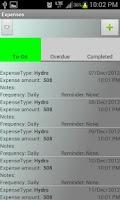 Screenshot of Rental Property Manager Lite
