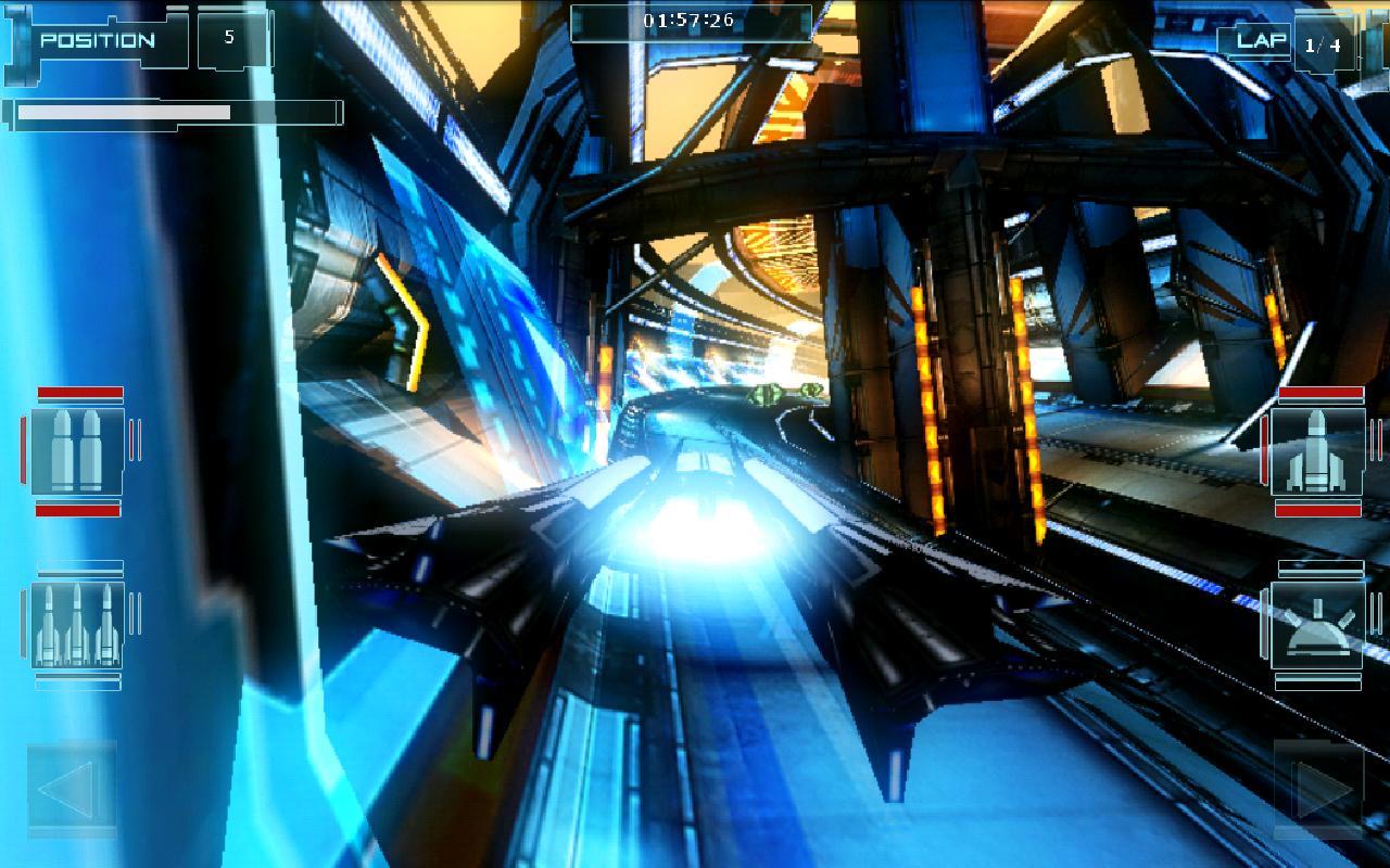 T-Racer HD - screenshot