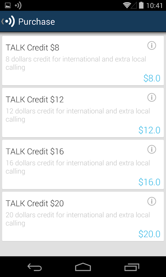 netTALK Free Calls+Cheap Int'l - screenshot