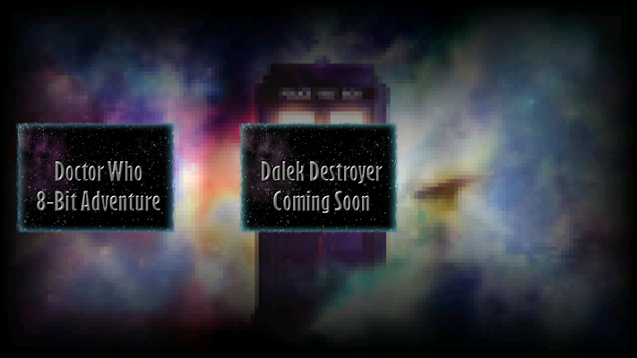 Doctor Who 8-Bit Beta - screenshot