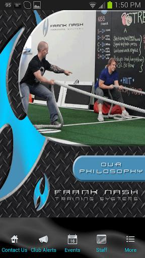 Frank Nash Training Systems