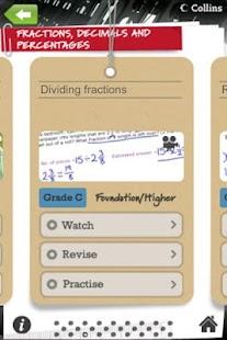 Collins Revision Number- screenshot thumbnail