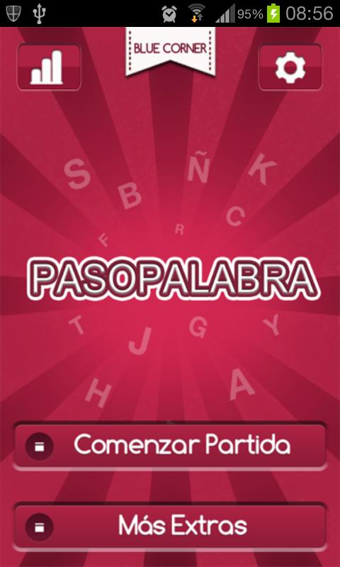 PasoPalabra - screenshot