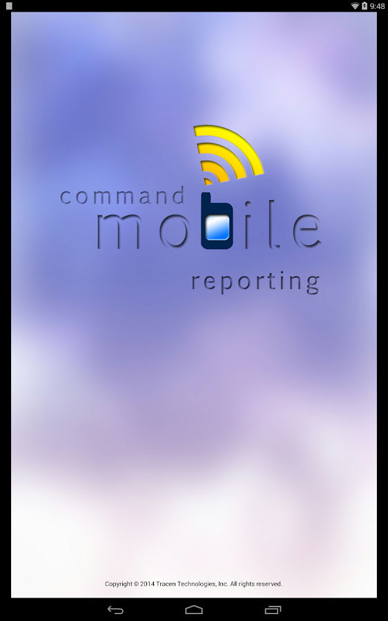 COMMANDmobile ®- screenshot