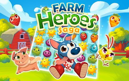 Farm Heroes Saga Screenshot 23