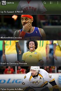 120 Sports Screenshot 6