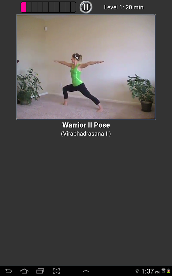 Simply Yoga FREE - screenshot