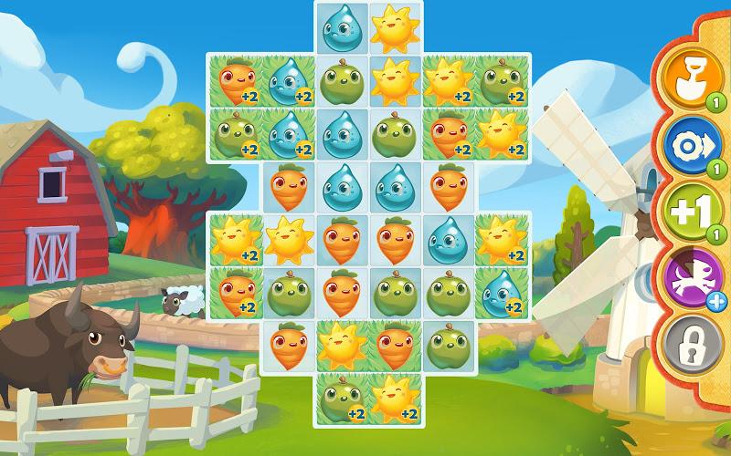 Farm Heroes Saga Screenshot 11