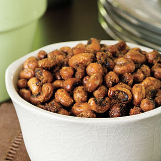 Chili-Roasted Black Eyed Peas