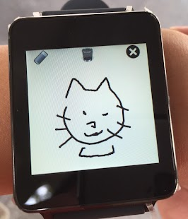 Doodle Note (Android Wear)- screenshot thumbnail