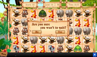 Screenshot of Crazy Zoo