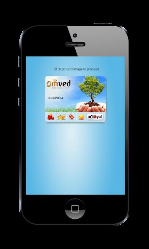 Omved mLoyal App