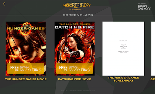 The Hunger Games Movie Pack - screenshot thumbnail
